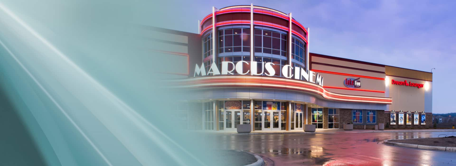 Marcus Cinema @ Southbridge